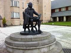 William Shakespeare statue