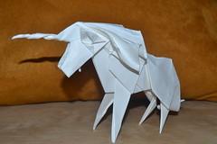 Unicorn (Design by Román Díaz)