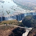 Cascate Vittoria, Zimbabwe