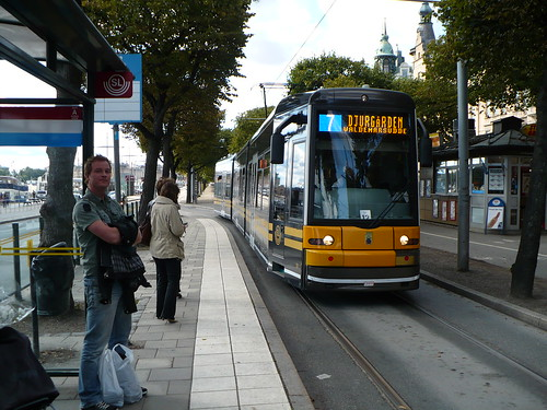Stockholm Streetcar