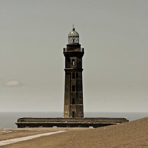 Faro dos Capelinhos