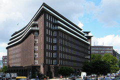 Hamburg, Germany - Chilehaus