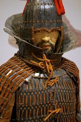 Warrior (mdsoares) Tags: history museum temple palace korea seoul artifact buddah