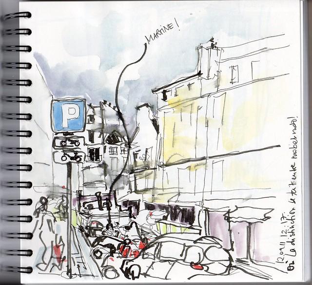 Rue de Birague 1