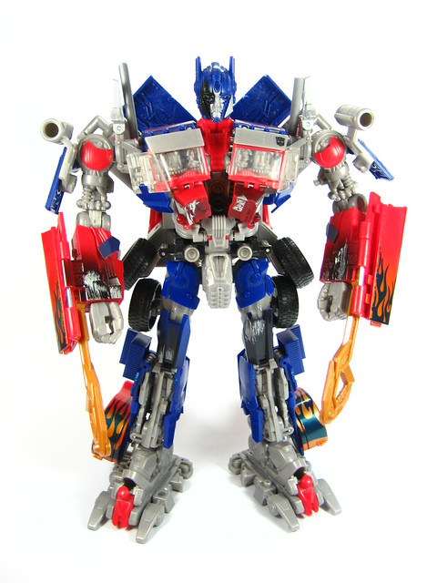 Leader Class Optimus Prime from Revenge of the Fallen
