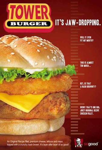 Demolish the Tower Burger with NomNom Club!