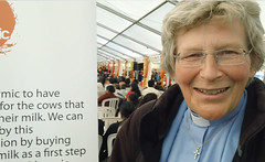 Rev Susan Hill St Marks Church