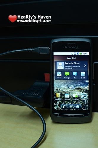 Smart Netphone Charging