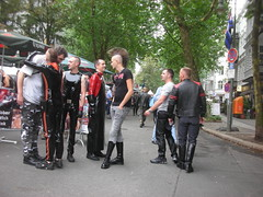 Folsom Europe Berlin 2011 (makukuzu) Tags: gay berlin leather europe folsom 2011