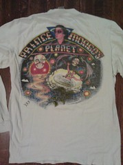 Prince Mongo Shirt Back