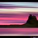Dawn over Holy Island (Digital Art) by David Alexander Elder