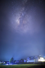 ... misty Milky way ... (liewwk - www.liewwkphoto.com) Tags: our light home canon way star solar highlands with nightscape earth border band pale system galaxy sarawak malaysia hazy milky indonesian milkyway kalimantan bario galaxias  bakelalan lunbawang 5dmark2  canon5dm2 liewwk httpliewwkmacroblogspotcom wwwliewwkphotocom  wwwliewwkphotocomblog