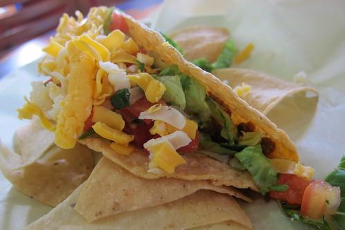 Benny's Tacos: Gringo Taco