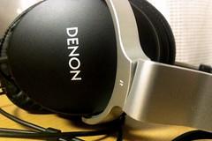 iPhone、iPadでも高音質で鳴る高級ヘッドフォンDENON AH-D1100を買った