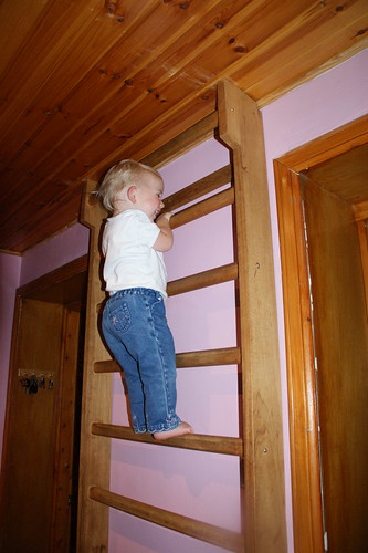 Amaia can climb by PhylB