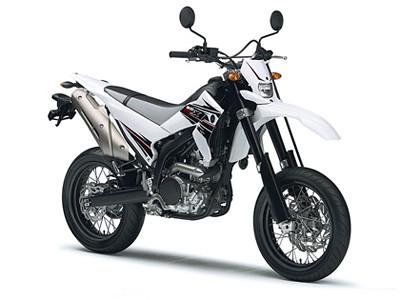2012年モデルWR250X(ホワイト)
