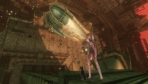 Gravity Rush For PS Vita: Everything You Need To Know