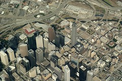 Houston, Texas (Pictometry International Corp.) Tags: city urban texas houston aerial imagery facebook pictometry