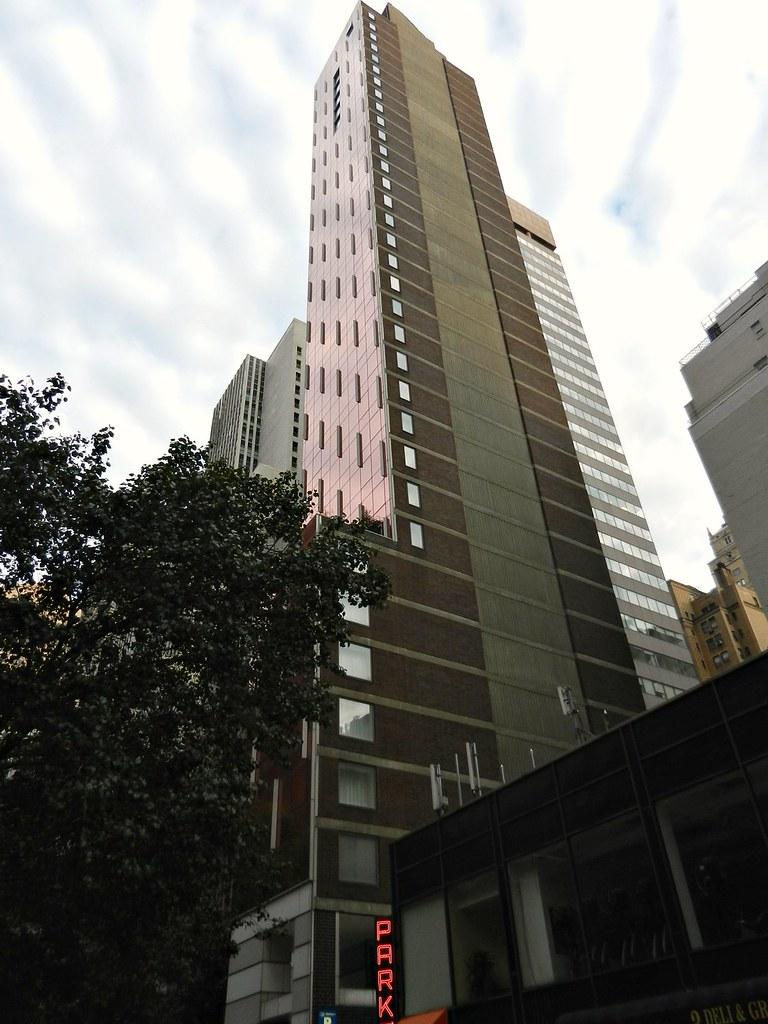 The Concorde Hotel New York (formerly the Fitzpatrick East 55th Street Hotel)