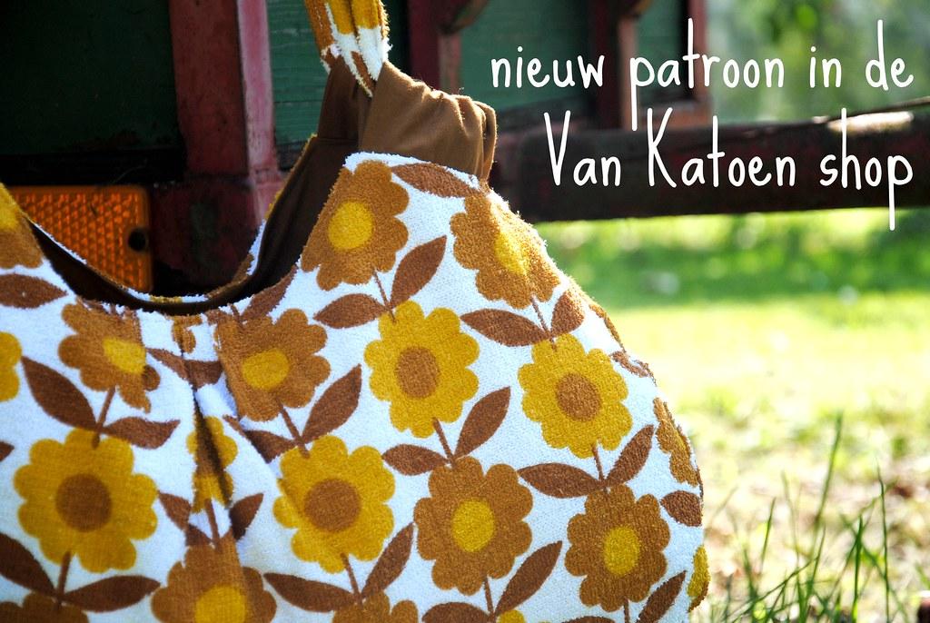 Klara - patroon De Zuster Van