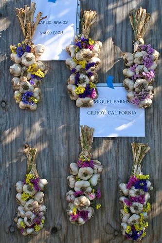 Day 261 - Garlic Braids