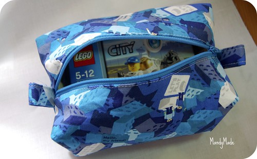 Lego Pouch for Billy