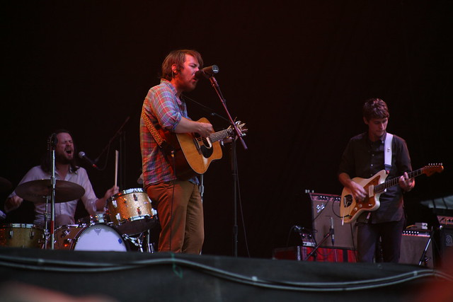Fleet Foxes at Austin City Limits