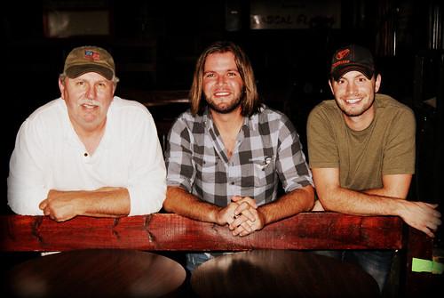 313: Talented trio