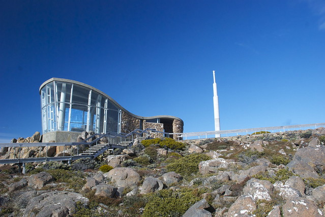 Tasmania - Mt Wellington - 19/09/2011