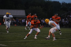 DSC_4687 (High Post Online) Tags: senior night football vs derry latrobe 2011 fbsr