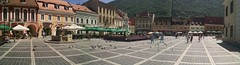 zn5 sample shot in Brasov- panorama mode (edydear21) Tags: old city panorama medieval motorola romania sibiu zn5
