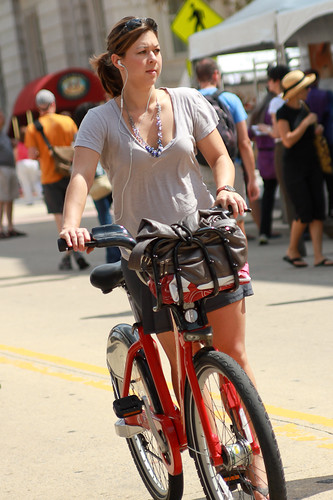 bikeshare girl