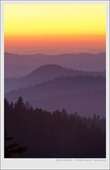 Yosemite  A different sunset (Daniel Leu) Tags: sunset yosemite yosemitenationalpark