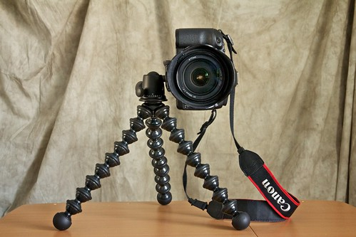 GorillaPod Focus with Ballhead X