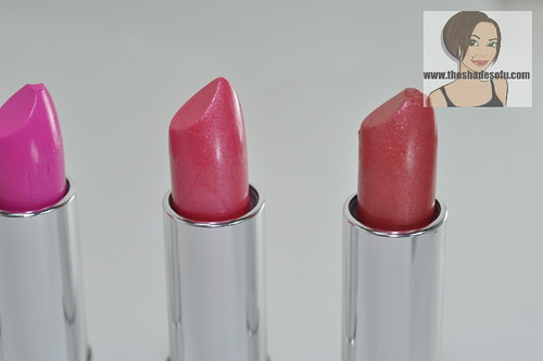 Maybelline Color Sensational Lipcolor Swatches and Review ...