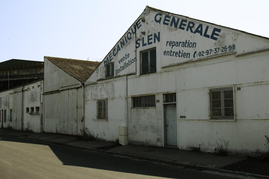 Quai du Pourquoi Pas, Lorient, France