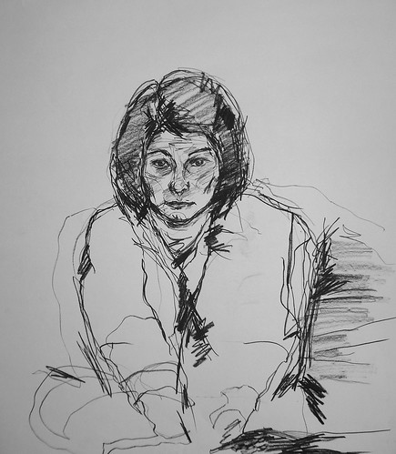 #Draw365 2011 #170 by @MadwithRapture - Patti Agapi