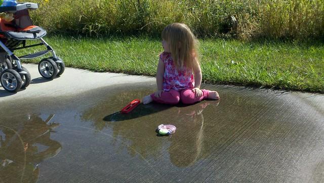 Rain Puddle 1