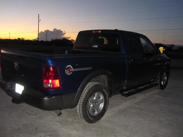 beach truck dodge hemi ram 1500 gandy 4x2 outdoorsman