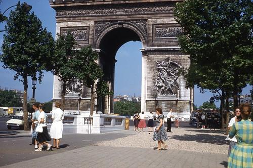 Arch D'Triomphe Paris