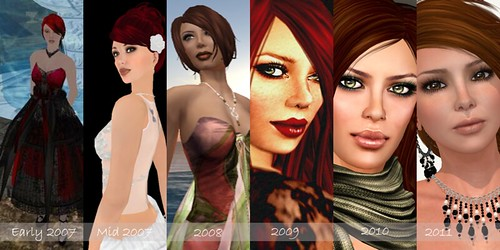 Your SL Evolution