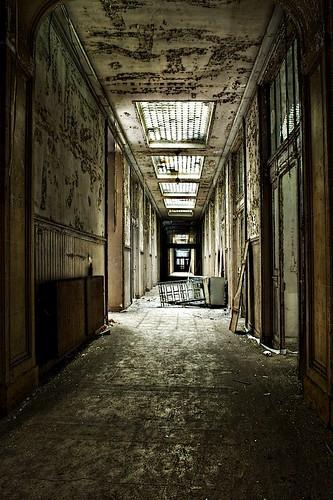 silent hill corridor