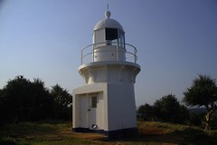 Lighthouse @ Fingal Head (elleren711) Tags: ocean sky lighthouse nsw pandanus fingalhead