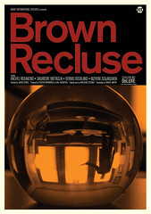 Brown Recluse (Montague Projects) Tags: sculpture art poster graphicdesign contemporaryart bookcover julianmontague fauxbook