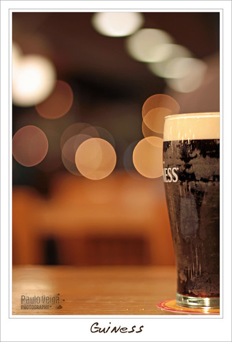 Guiness by Paulo Veiga Photo
