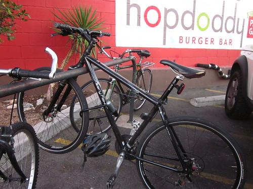 free bike!