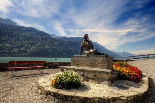 Brienzersee - Dedicated to Albert Streich