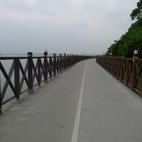 左岸自行車道