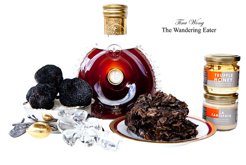 Truffle products with Rémy Martin Louis XIII
