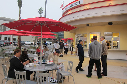 Chick-fil-A Hollywood: Opening Day